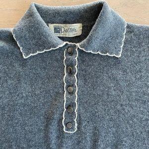 Vintage 50's Dalton Cashmere Sweater